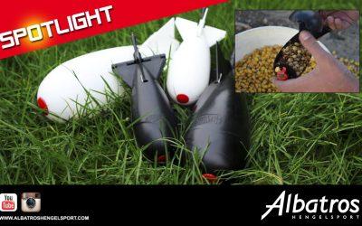 Albatros Hengelsport BV is de exclusieve verdeler voor SPOMB in de Benelux!